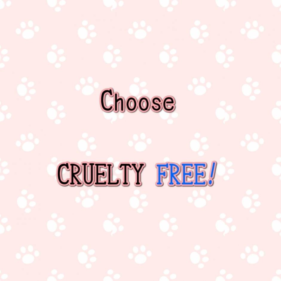 15 Reasons Why You Should Choose Cruelty Free Products
