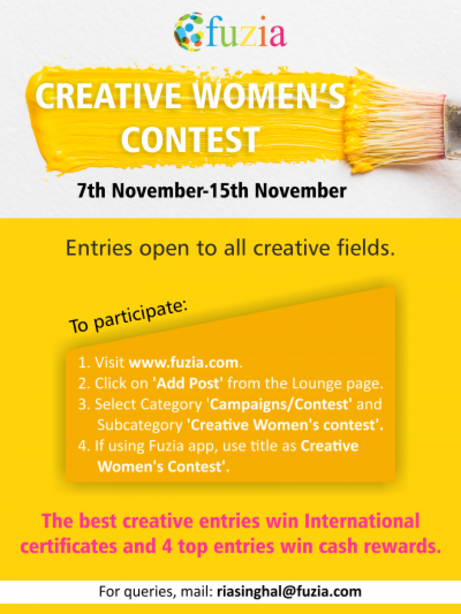 Creative Women\'s Contest