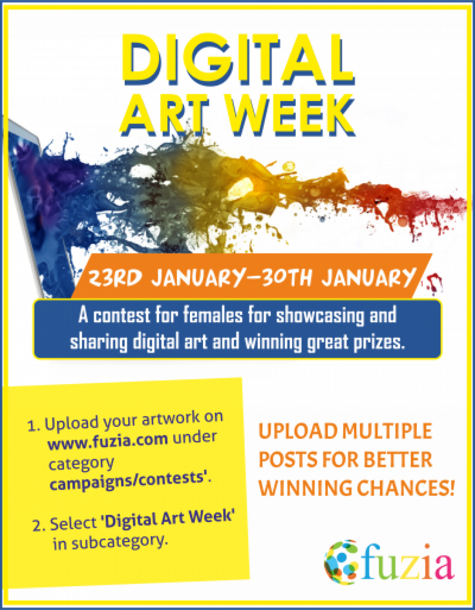 Digital Art Week