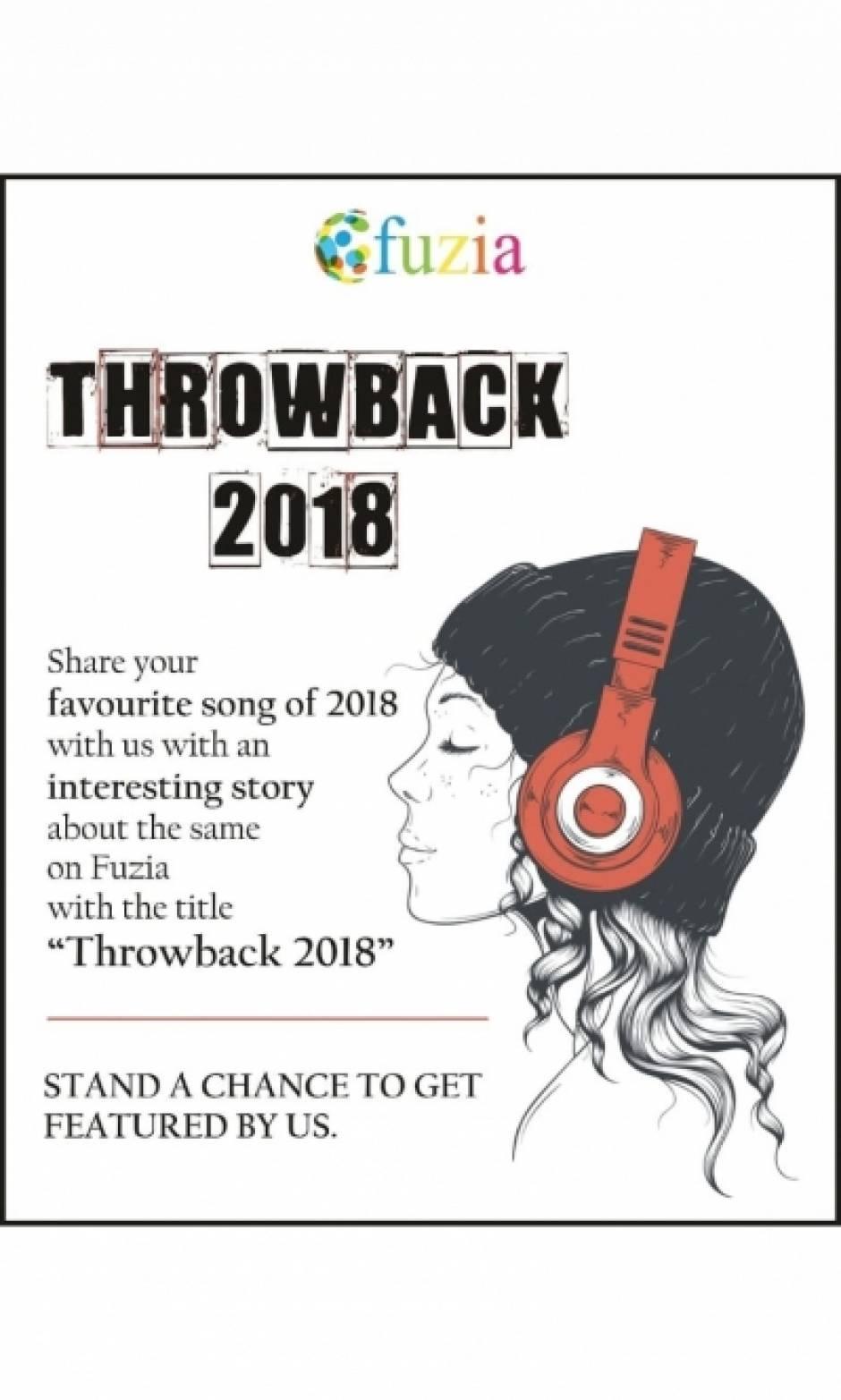 throwback 2018