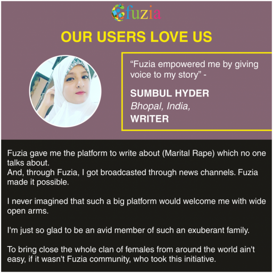 Here\\\'s what our Fuziaites say!