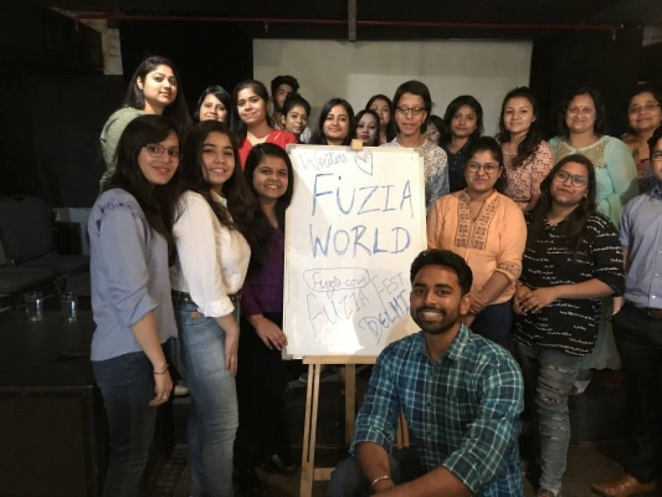 Celebrating the Success of Our First fuzia Fest IN DELHI