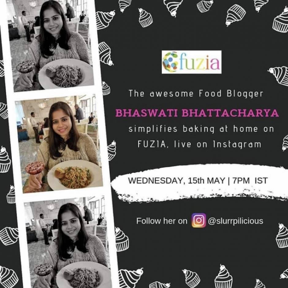 Live session on instagram