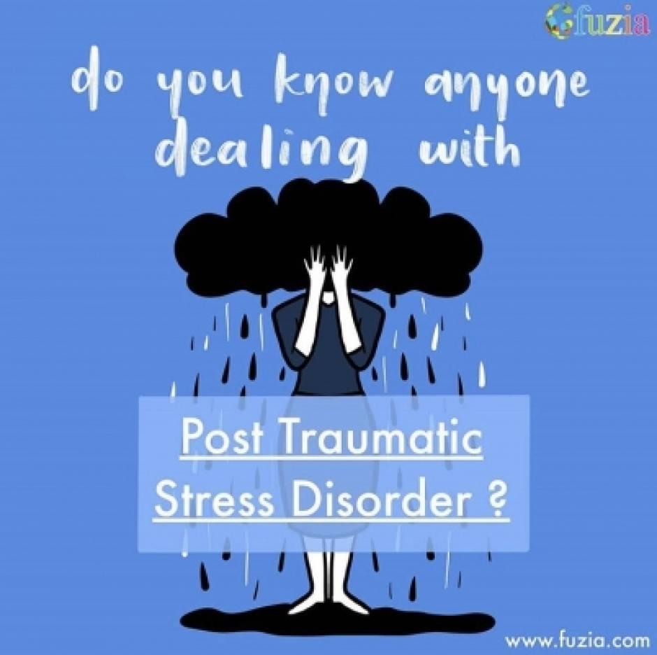 Fight PTSD with fuzia!