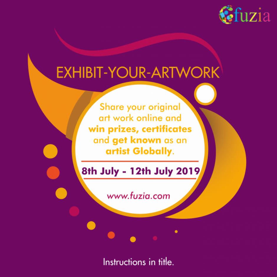 Exhibit-Your-Artwork