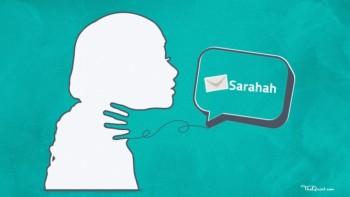 Sarahah- the new Social Media!