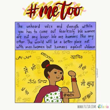 India\'s #MeToo : Let\'s Speak Up!