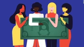 Wage Gap suffered by women