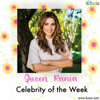 Queen Rania Of Jordan: Example of A Strong Stylish Women