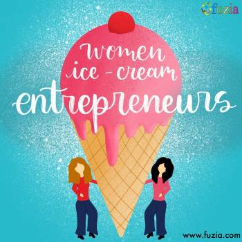 World Famous Women Entrepreneurs Who Own Ice Cream Shops
