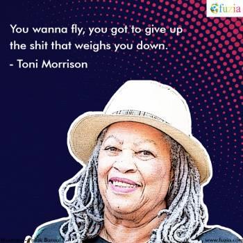 Toni Morrison:Still Alive in Our Hearts.