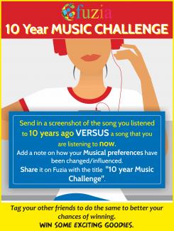 10 Years Music Challenge!