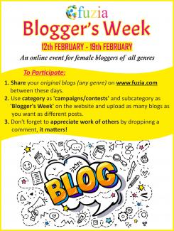 Blogger's Week