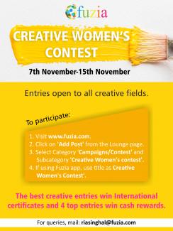 Creative Women's Contest