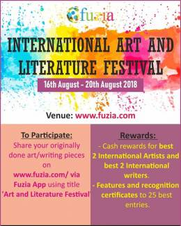 International Art and Literature Festival