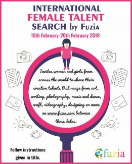 Female Talent Search